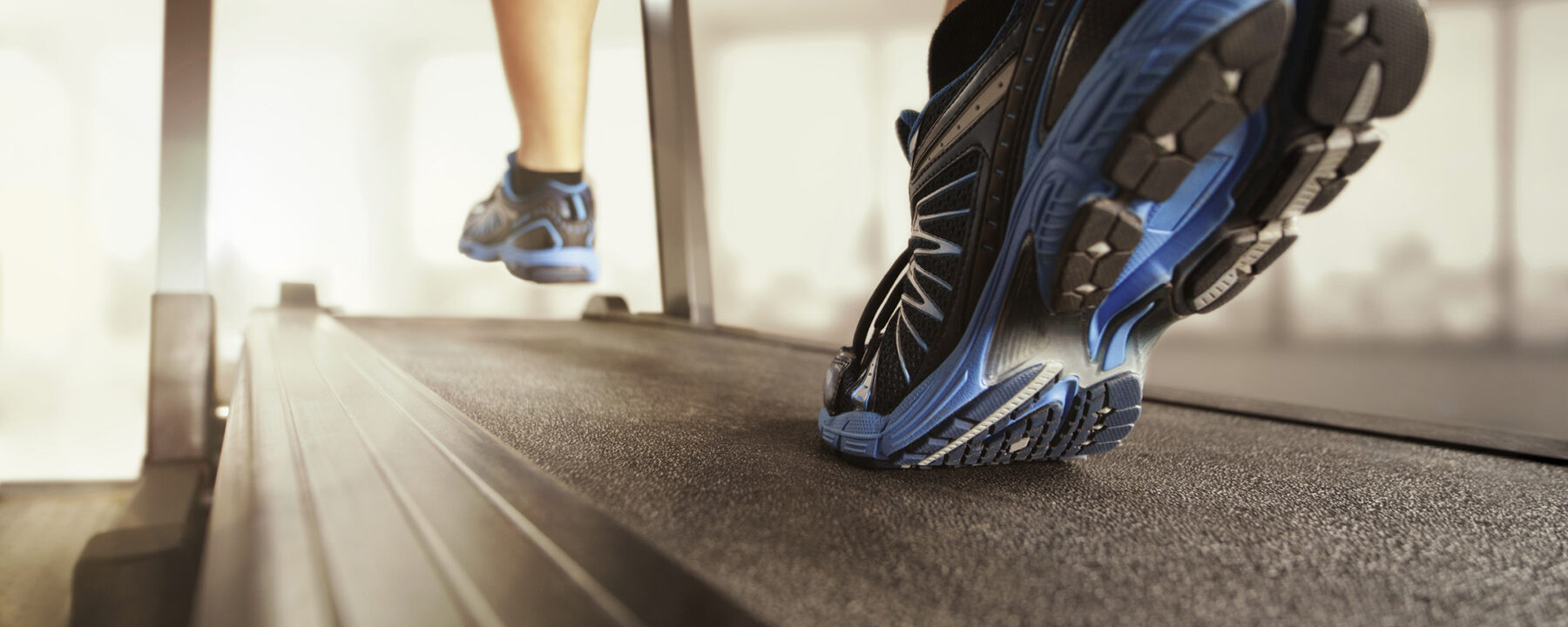 For Those Stuck in Life… Get on a Treadmill.