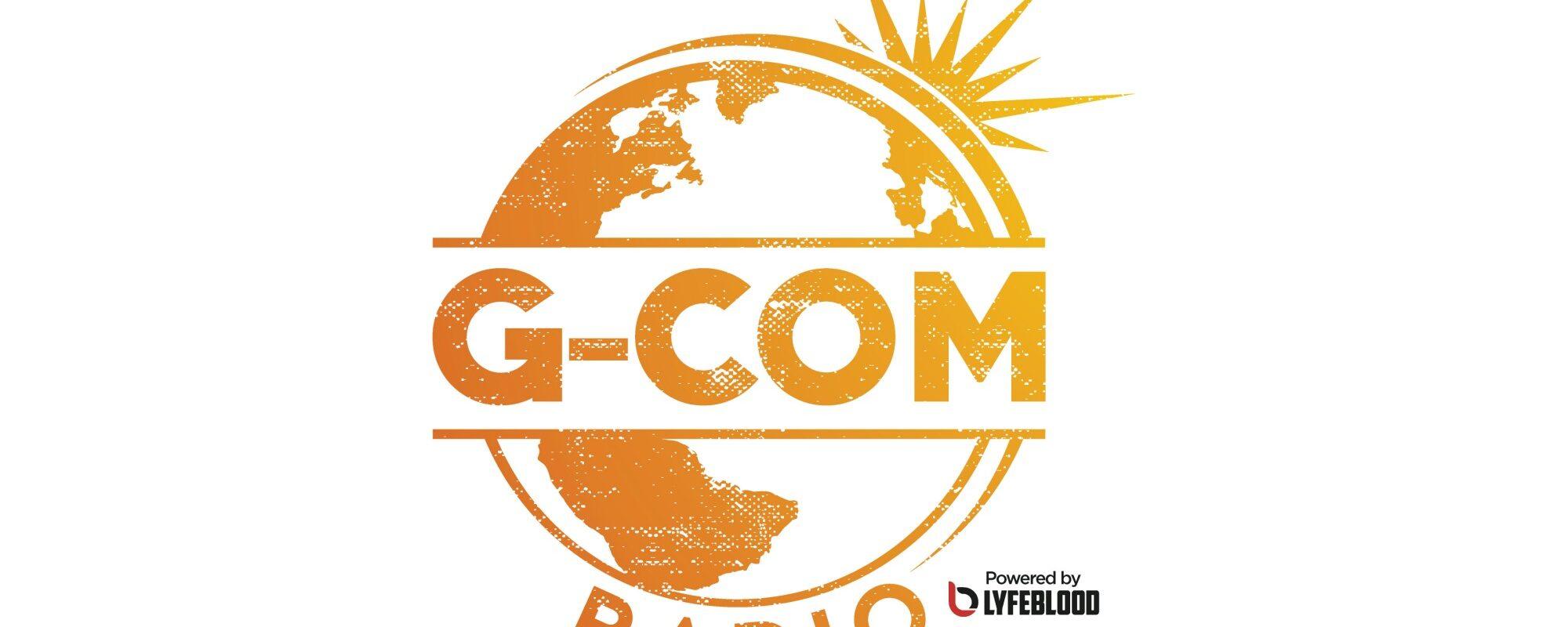 G-COM radio podcast! LET'S GO 2021!!!